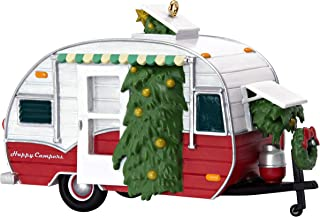 Hallmark Keepsake Christmas 2019 Year Dated Happy Campers Travel Trailer Ornament, Camping
