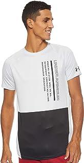 Under Armour Men's Mk1 Ss Colorblock T-Shirt