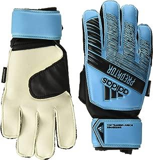 adidas Juniors Predator Top Training Finger Save Soccer Goalkeeper Gloves