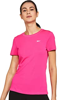 Reebok Women's Slim Fit T-Shirt