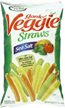 Sensible Portions Garden Veggie Straws with sweet potato, 20 Ounce