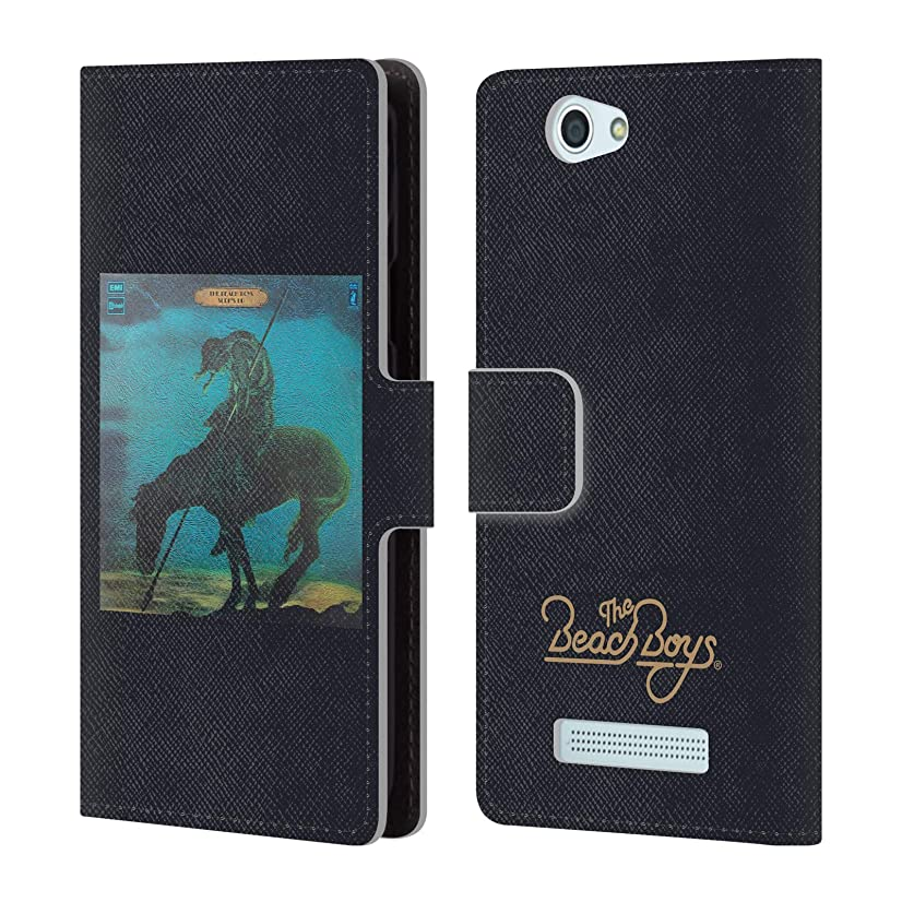 Official The Beach Boys Surfs Up Album Cover Art Leather Book Wallet Case Cover for Wileyfox Spark/Plus