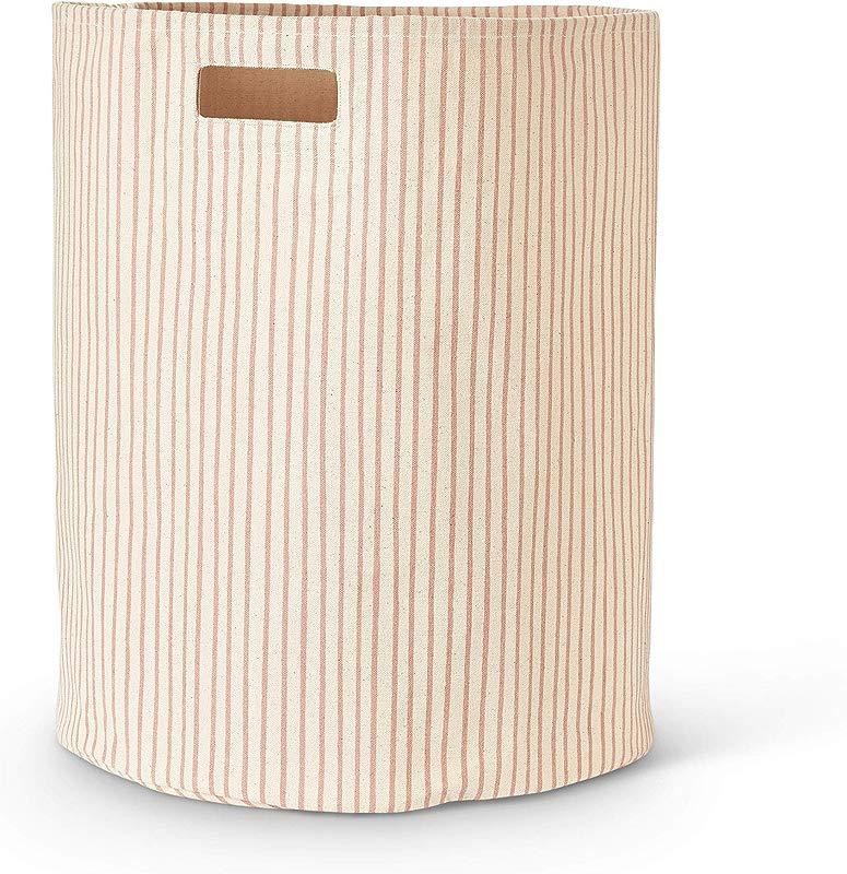 Pehr Stripes Away Hamper Petal Multi