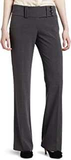 My Michelle Women's Perfect Pant with Wide Waistband