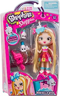 (Makaella Wish) - Shopkins Shoppies Doll Single Pack - Makaella Wish