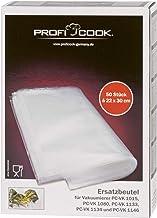 ProfiCook Profi-Frischhaltebeutel, 50 Stück á 22 cm x 30 cm, geeignet für PC-VK 1133/1080/1115/1134/1146