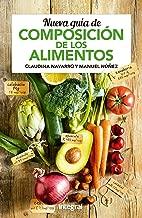 Nueva guía de  composición de los alimentos (ALIMENTACION) (Spanish Edition)