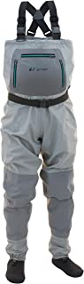 Frogg Toggs Hellbender Breathable Stockingfoot Chest Wader, Women's