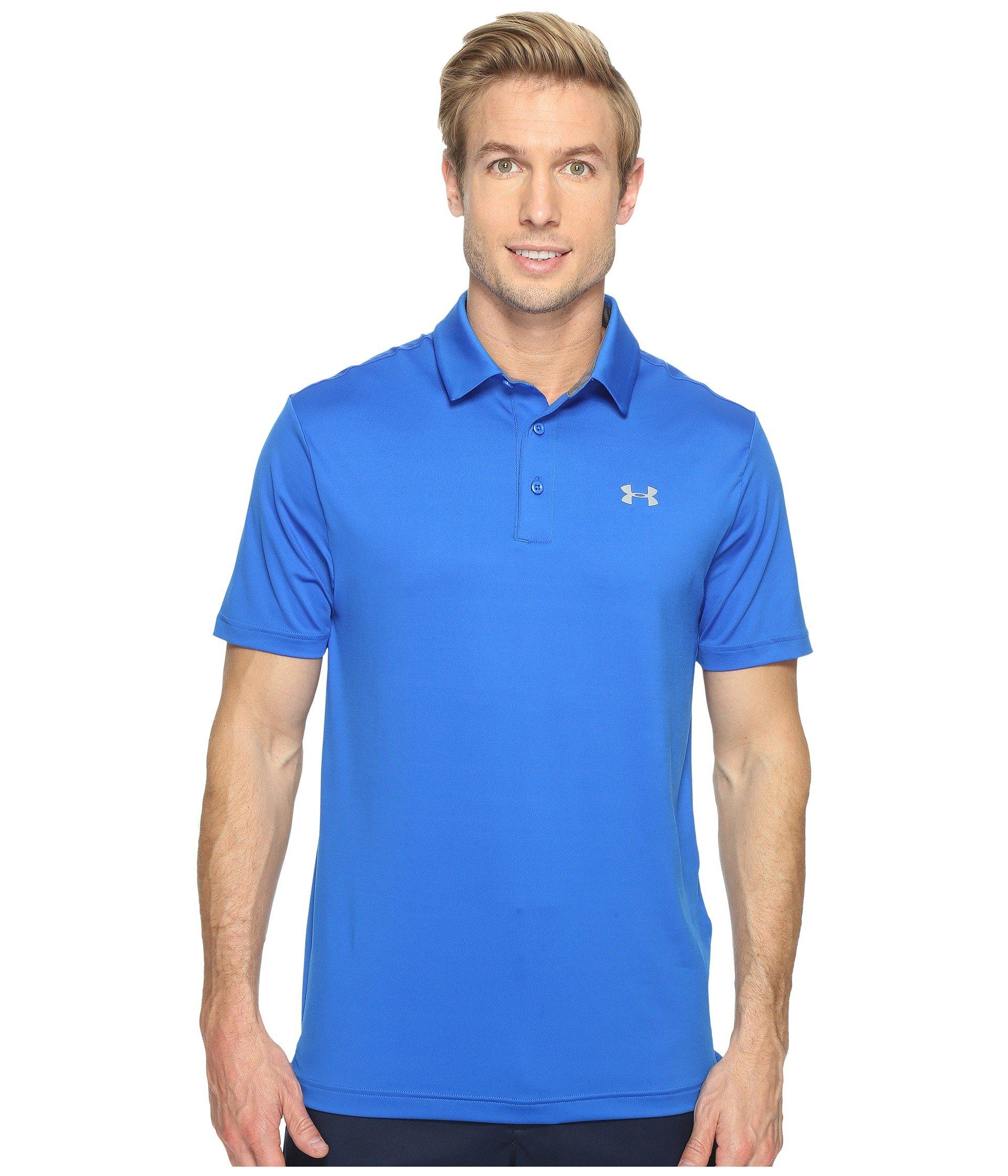 Camiseta Tipo Polo para Hombre Under Armour Golf UA Playoff Polo  + Under Armour en VeoyCompro.net