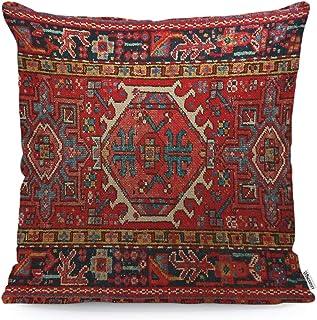 Rug Pillow Turkish Pillow Organic Pillow 12x24 Brown Pillow Yoga Cover 155 Throw Pillow Home Decor Pillow Designer Cover