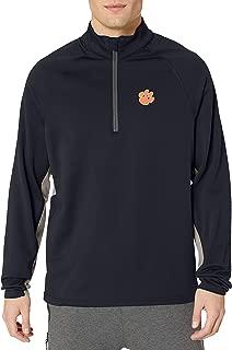 NCAA Men's OTS Poly Fleece 1/4-Zip Pullover