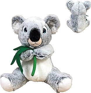 BARRADO - Peluche Koala Gris Claro 11
