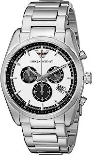 Emporio Armani Men's AR6007 Sport Silver Watch