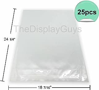 The Display Guys, 25 Pcs 18 7/16