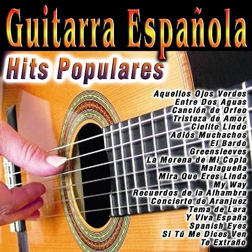 Guitarra Española: Hits Populares de Antonio De Lucena en Amazon ...