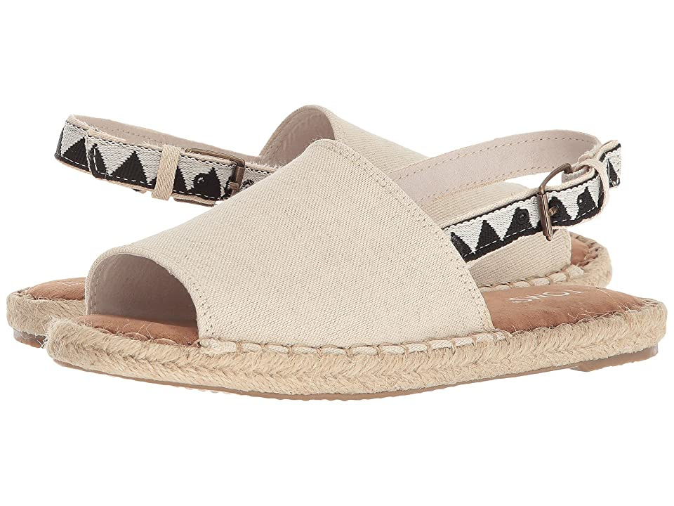 TOMS Clara (Birch Hemp/Black Tribal) Women