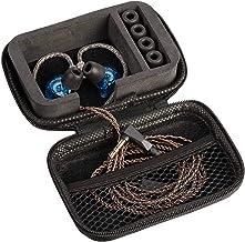 در قاب گوش مانیتور برای IEM ، در گوش مانیتور ، در گوش ، هدفون ، هدفون ، ایرباد. مناسب برای KZ ZS10/ZS10 Pro/ZSN/ZST/AS10/AS16 ، GIGCASE (سیاه)