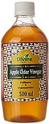 Divine India Apple Cider Vinegar - 500 ml