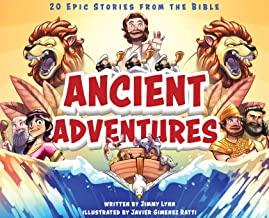 [Jimmy Lynn] Ancient Adventures: 20 Epic Stories from The Bible