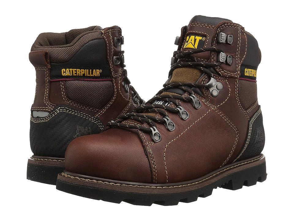 Caterpillar Alaska 2.0 Steel Toe (Brown) Men