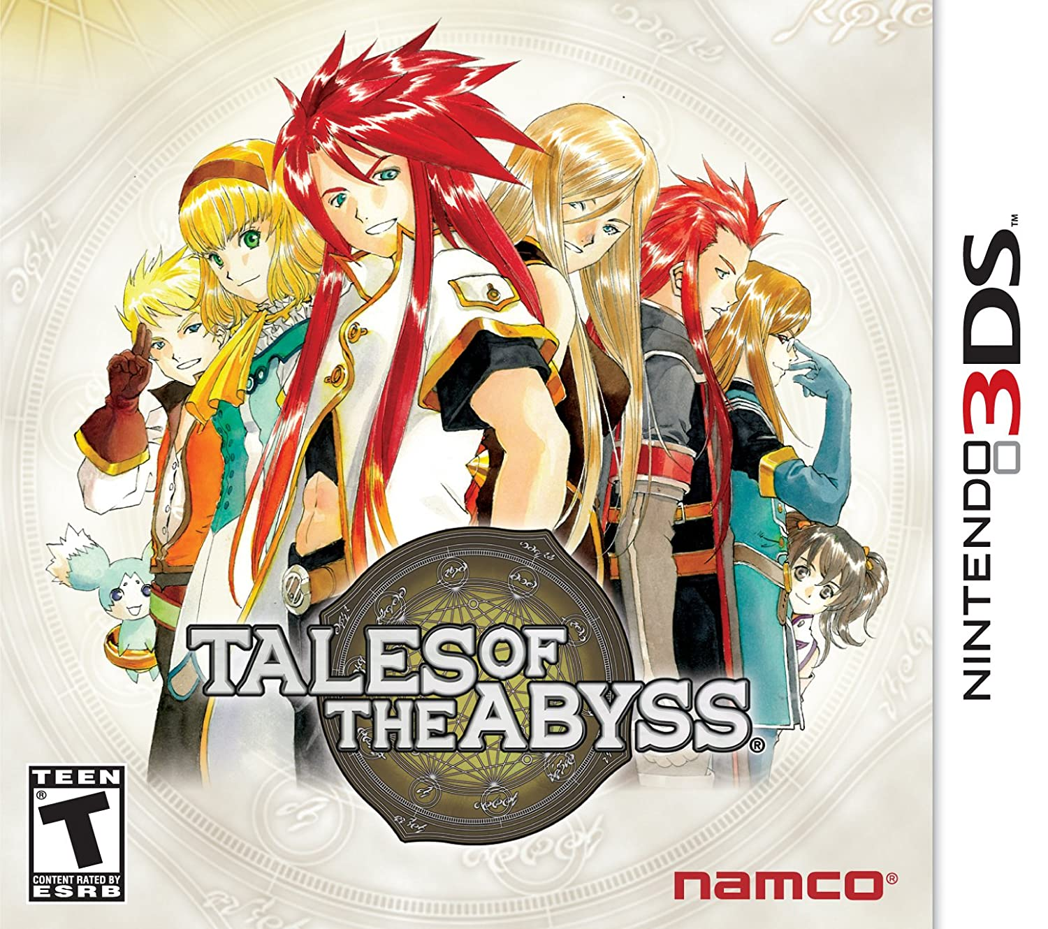 New popularity Max 72% OFF Tales of the Abyss 3DS Nintendo -