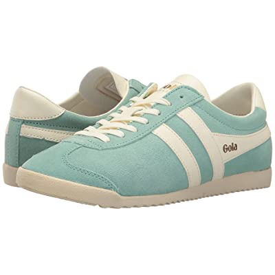 Gola Bullet Suede (Paste Mint/Off-White) Women