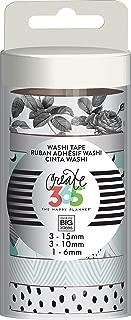 Me & My Big Ideas The Happy Planner Washi Tape, Well Kraft