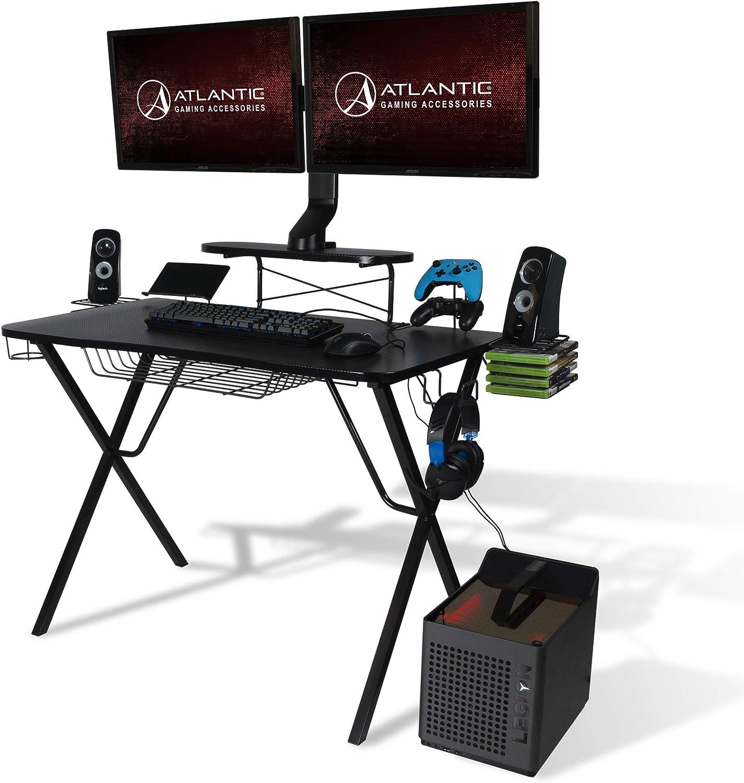 Atlantic Gaming Choice Original Gaming-Desk shipfree Pro Curved-Front - Game 10