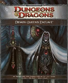 Demon Queen's Enclave: Adventure P2 for 4th Edition Dungeons & Dragons (D&D Adventure)