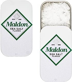 Maldon Sea Salt Flakes Pinch Tin (3 Pack)