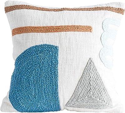 Bloomingville AH0162 Pillow, Blue