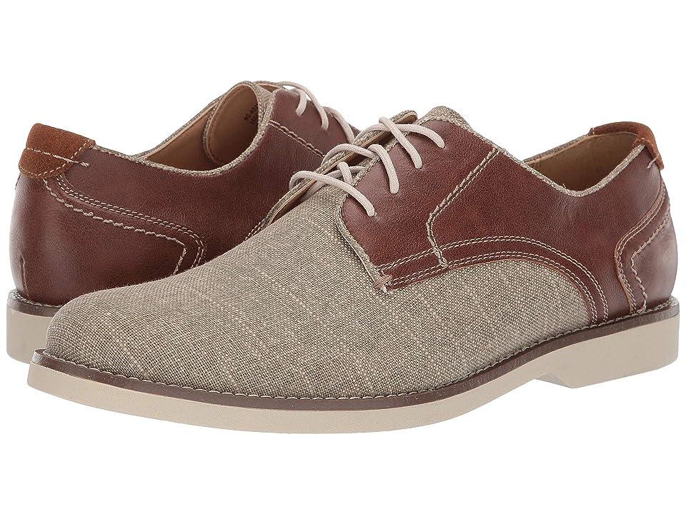 Dockers Hayes (Natural/Brown Textile/Tumbled) Men