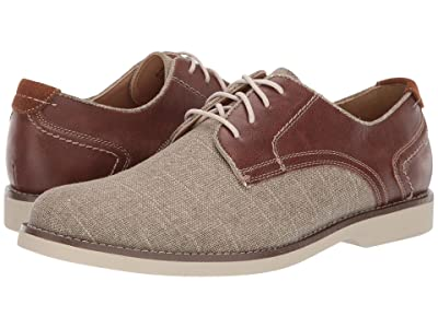 Dockers Hayes (Natural/Brown Textile/Tumbled) Men
