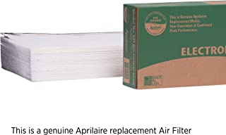 Aprilaire 501 Replacement Filter for Aprilaire Whole House Electronic Air Purifier Model: 5000, MERV 16 (Pack of 1)