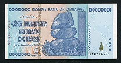 Best real zimbabwe currency Reviews
