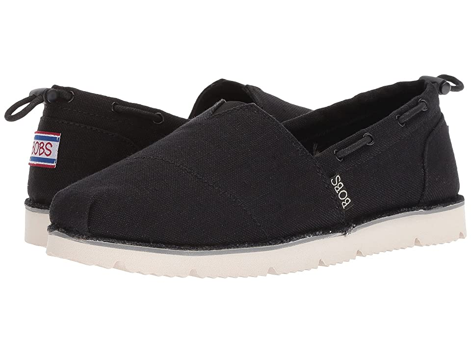 BOBS from SKECHERS Chill Flex (Black/White) Women
