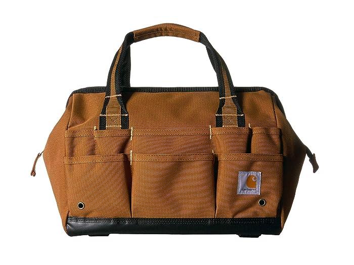 Carhartt  14 Legacy Tool Bag (/Brown) Athletic Handbags