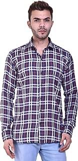 Shaurya Casual Checked Shirts for Men's