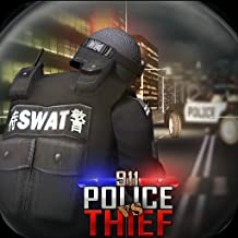 City Police Vs Murder Criminal - 3D Simulation and Shooting Game
