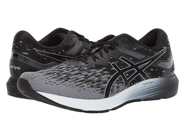 ASICS  Dynaflyte 4 (Black/Sheet Rock) Mens Running Shoes