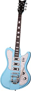 Best Schecter Electric Guitar - Ultra III, Vintage Blue Review