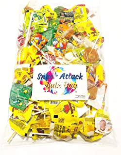Mexican Lollipop Candy Assortment Pinata Party Mix, 3 LB Bulk Bag: Rebanadita Sandia, Vero Manita & Palerinda, De La Rosa Cereza, Limon 7, Karla Tajitos & Manzana, and Much More!