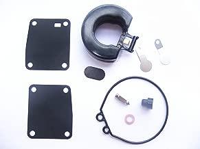 6G1-W0093-00 369-87122-1 11502M 18-7765 Carburetor Repair Kit for Yamaha 3HP 6HP 8HP / Tohatsu Nissan 2-Stroke 9.8HP 8HP 5HP 4HP Outboard Motors