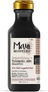 Maui Moisture Detoxifying + Volcanic Ash Shampoo, 13 Oz