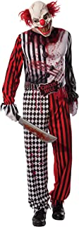Men's Evil Clown Costume