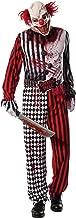 Rubie's Men's Evil Clown Costume