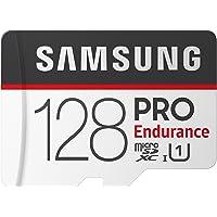 Samsung PRO Endurance 128GB UHS-I / U1 100MB/s microSDXC Memory Card with Adapter (MB-MJ128GA/AM)
