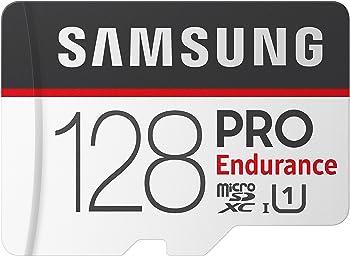 Samsung PRO Endurance 128GB microSDXC Card