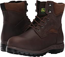 "John Deere 6"" Lace Up Boot"