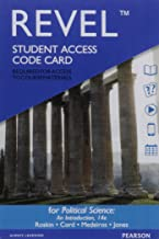 Revel for Political Science: An Introduction -- Access Card (14th Edition)
